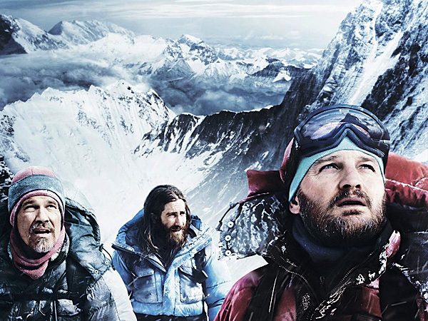 EVEREST (2015) – Feature Film – Framestore